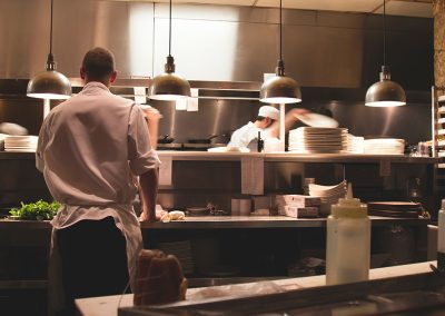 Restaurant serves up 39% increase in turnover