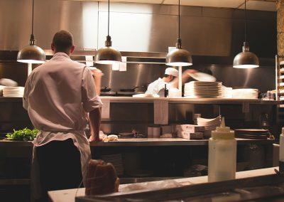 Restaurant serves up 39% increase in turnover