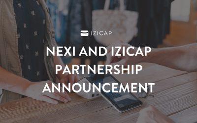 Nexi and Izicap partnership announcement
