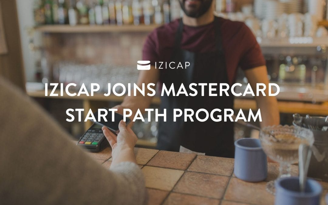IZICAP joins Mastercard Start Path Program